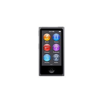 iPod nano 16GB - Space Gray; MKN52HC/A