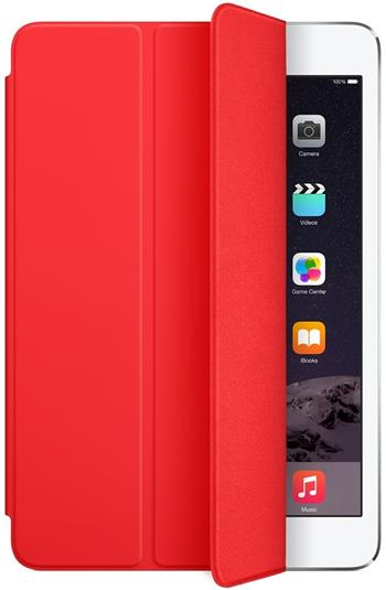 iPad mini Smart Cover, červený