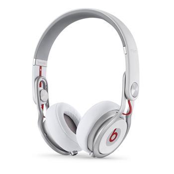 Beats by Dr. Dre Mixr, bílé; MH6N2ZM/A