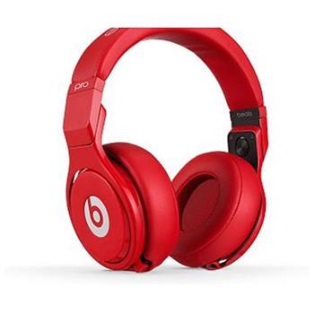 Beats By Dr. Dre Beats Pro, červená; MH6R2ZM/A
