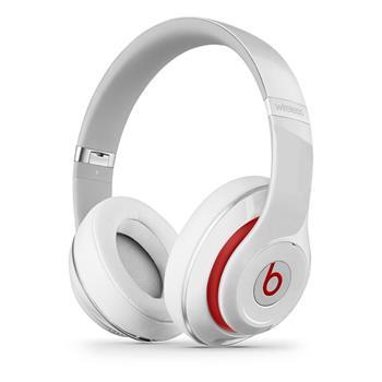 Beats by Dr. Dre Studio Wireless, bílé