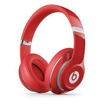 Beats by Dr. Dre Studio Wireless, červené
