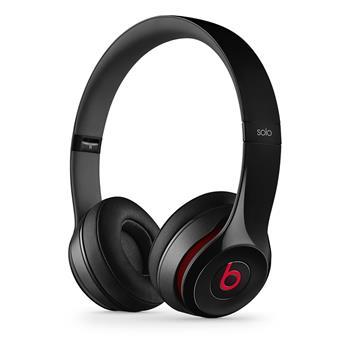 Beats by Dr. Dre Solo2, černé