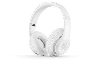Beats by Dr. Dre Studio 2.0, bílé