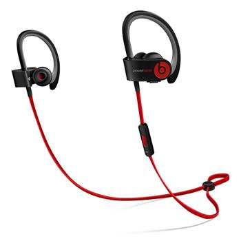 Beats Powerbeats 2 Wireless, černé; MHBE2ZM/A