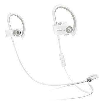 Beats Powerbeats 2 Wireless, bílé; MHBG2ZM/A