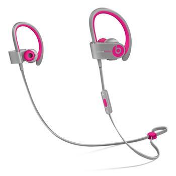 Beats Powerbeats 2 Wireless, růžovo-šedé; MHBK2ZM/A