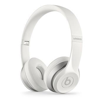 Beats By Dr. Dre Solo 2, bílá