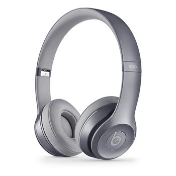 Beats By Dr. Dre Solo 2, šedá; MHNW2ZM/A