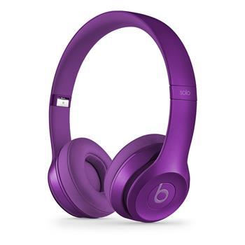 Beats By Dr. Dre Solo 2, fialová