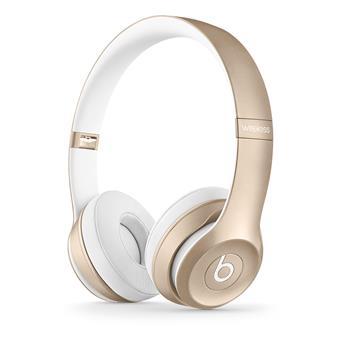 Beats By Dr. Dre Solo 2, sluchátka, zlatá