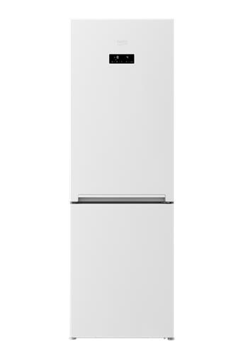 BEKO RCNE 365 E40W Chladnička kombinovaná s mrazákem dole - NEO FROST, A+++; RCNE 365 E40W