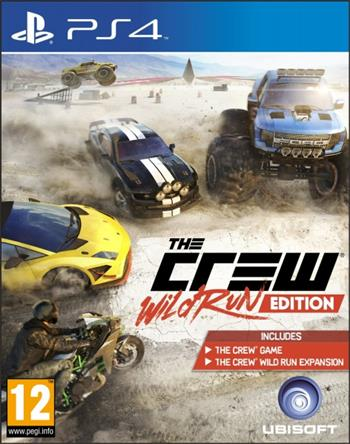 PS4 The Crew: Wild Run Edition