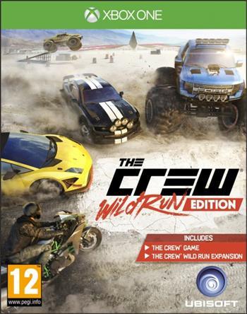 XONE The Crew: Wild Run Edition