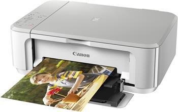 Canon PIXMA MG3650 bílá; 0515C026