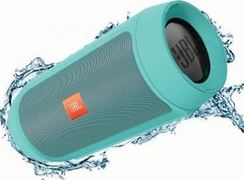 JBL Charge 2+ teal; CHARGE 2+TEAL
