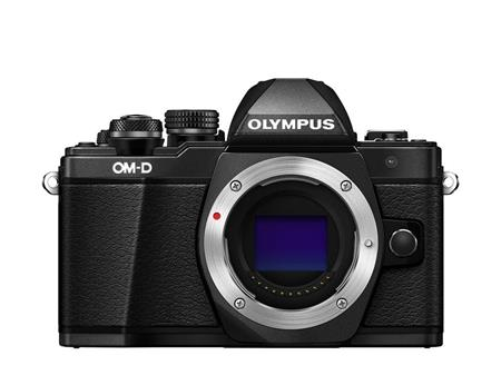 Olympus E-M10 Mark II body black; V207050BE000