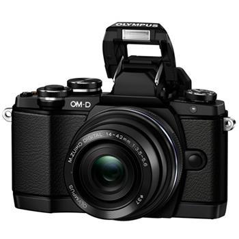 Olympus E-M10 Mark II 1442 EZ kit black/black