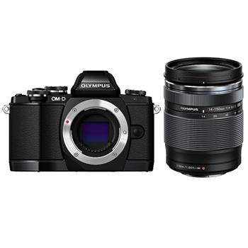 Olympus E-M10 Mark II 14-150 II kit black/black; V207054BE000