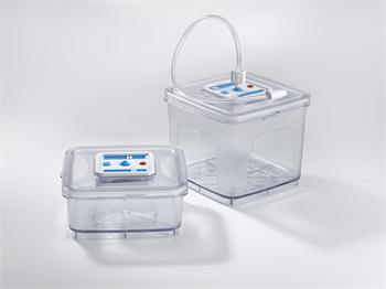 CONCEPT VD-8200 - sada čtyřhraných doz pro vakuové skladování a marinování