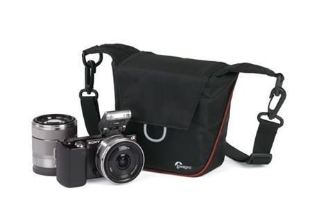LOWEPRO SANTIAGO 10 (black) - pouzdro na fotoaparát