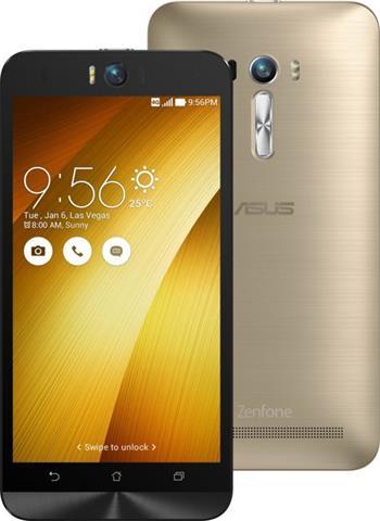 Asus ZenFone Selfie ZD551KL, zlatá