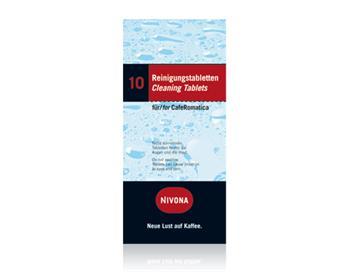 NIVONA NIRT 701 - čisticí tablety pro modelovou řadu CafeRomatica (10ks)