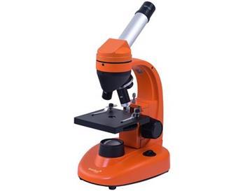 Mikroskop Levenhuk 50L NG Orange