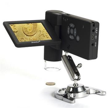 Levenhuk digitální mikroskop DTX 500 Mobi; DTX 500 Mobi