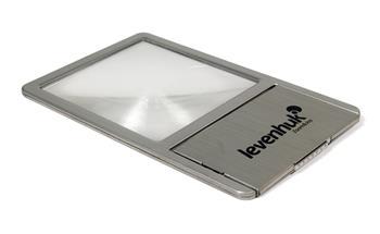 Levenhuk Lupa Zeno 90; Zeno 90 Fresnel Lens