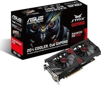 ASUS STRIX-R9 380-DC2-2GD5-GAMING, 2GB