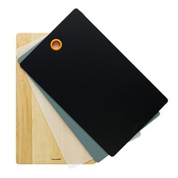 Fiskars Functional Form 1014212 Prkénko se třemi plastovými deskamiFiskars Functional Form - prkénko s deskami; 1014212