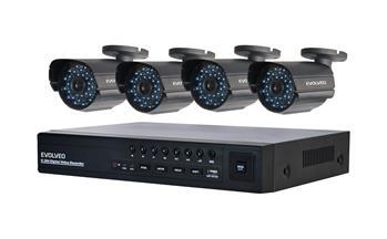 EVOLVEO Detective S4CIH7D, DVR bezpečnostní monitorovací systém