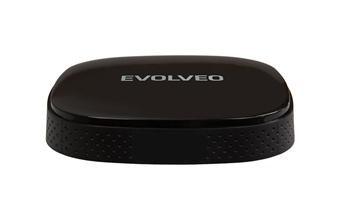 EVOLVEO Android Box Q3 4K, Quad Core Smart TV box s podporou 4K videa