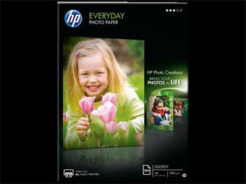 HP Q2510HF Everyday Photo Paper Glossy; Q2510A