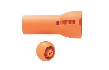 Fiskars - Objímka a oranžová koncová kulička k nůžkám 115560; 1001730