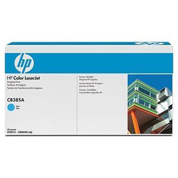 HP CB385A, válec, azurový