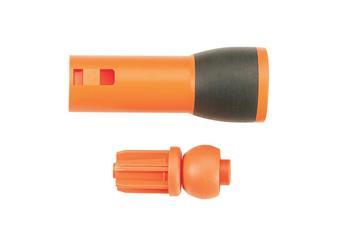 Fiskars Softouch - Objímka a oranžové zakončení násady s kuličkou k nůžkám 115360, 115390 a 115400; 1001728