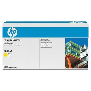 HP CB386A, válec, žlutýHP CB386A; CB386A
