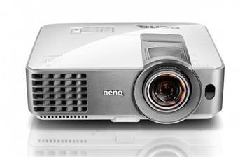 BENQ MW632ST - projektor, DLP, 3D/WXGA/3200 ANSI lm/13000:1/HDMI/USB/1x10W/Short Throw; 9H.JE277.13E