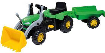 Buddy Toys Šlapací traktor Fieldmann BPT 1031; BPT 1031