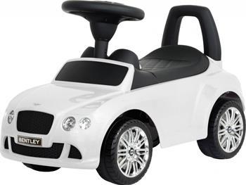 Buddy Toys Odrážedlo Bentley GT bílá BPC 5120; BPC 5120