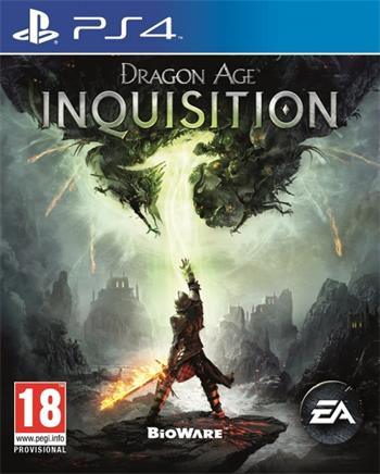 PS4 Dragon Age: Inquisition GOTY