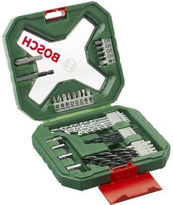 Sada vrtáků a bitů Bosch 34 dílná X-line Classic; 3165140563147