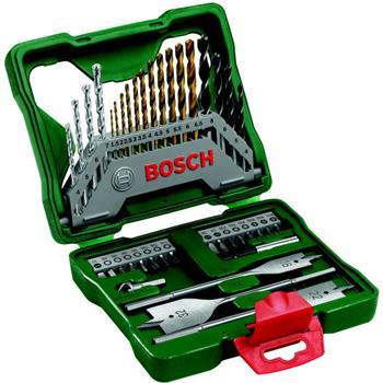 Sada vrtáků a bitů Bosch 40 dílná X-Line; 3165140445436