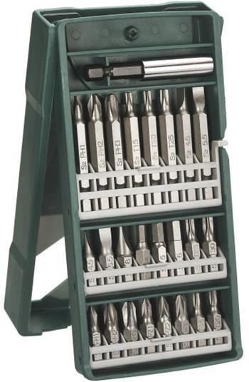 Sada bitů Bosch 25 dílná X-Line; 3165140465281