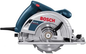 Bosch GKS 55 okružní pila; 3165140346689
