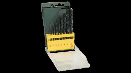 Sada vrtáků Bosch 10 dílná do kovu HSS-R; 3165140415606
