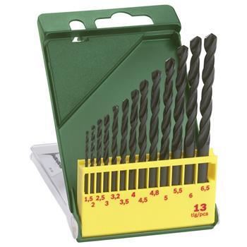 Sada vrtáků Bosch 13 dílná do kovu HSS-R; 3165140415590