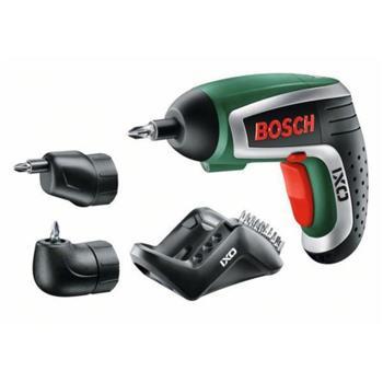 Aku šroubovák Bosch IXO IV Plus set; 3165140652780
